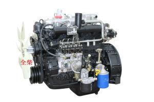 農業機械エンジン水は4本のシリンダーディーゼル機関を冷却した