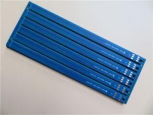 Selectieve Harde Gouden PCB 0.8mm Fr-4 met het Koper van 2 Laag