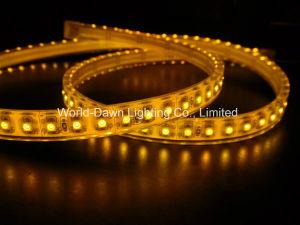 Tira de LED flexible de alto brillo con aprobación CE de color amarillo (Multi-color)