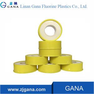 De gele TeflonBand van de Kleur voor de Band van het Gas