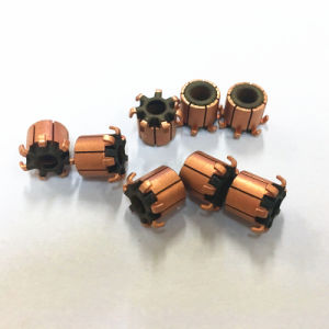 Los ganchos de conmutador de 7 Motor de CC para el motor eléctrico