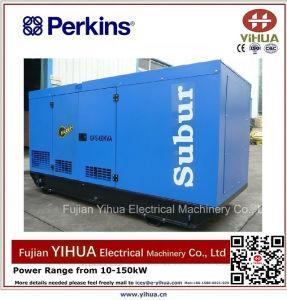 générateur 64kw/80kVA silencieux diesel avec Perkins Engine-20171011c