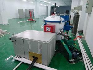 Laboratório vertical de alta qualidade forno a vácuo