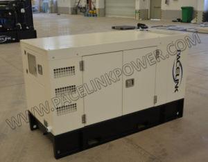 Ce/ISOの単一フェーズの15kVA Yangdongによって動力を与えられる防音のディーゼル発電機