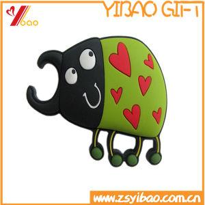 Wholesale lindo personalizado imán Llavero PVC &