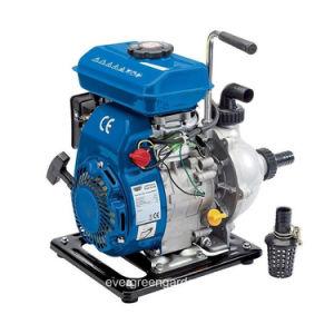 1 с бензиновым двигателем чистой воды дренажной линии всасывания насоса