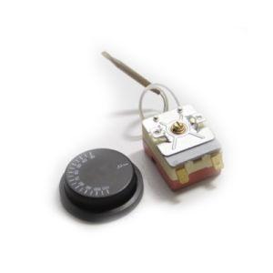 Melhor qualidade 16A 250V o tubo capilar do termostato do aquecedor de água eléctrica