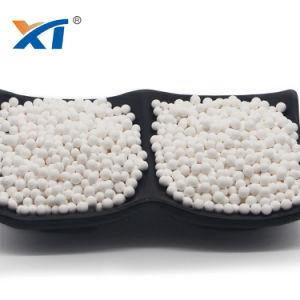 Sphère Alumine activée pour l'industrie pétrochimique Catalyst Transporteur à billes
