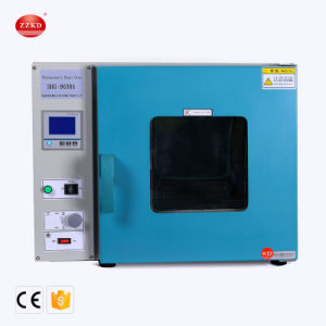 250° C 1.4 Cu ftの実験室のデジタル強制風の対流乾燥の殺菌のオーブン110V 50/60Hz 850W