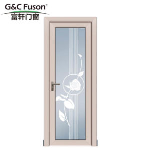Portello interno della stoffa per tendine di profilo di alluminio certificato CE