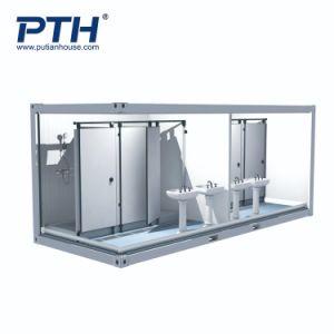 China barata prefabricados wc/cuarto de baño Casa contenedor – China ...