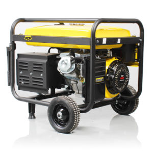 Bisonte generatore elettrico di inizio di 5000 watt da vendere