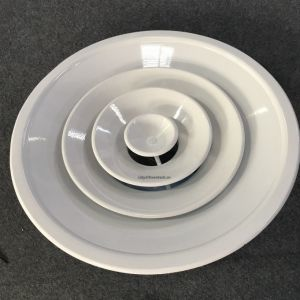 Diffusore rotondo circolare di alluminio dell'aria del soffitto di HVAC