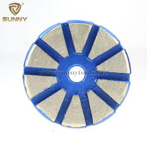 Disco di molatura professionale del diamante per il pavimento di calcestruzzo di pietra stridente