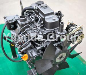 De Diesel 4tnv88-Gle van de Motor van Yanmar met Turbocharged voor Snelheid 3000rpm van de Reeks van de Generator