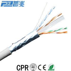 Оптоволоконные FTP Cat5e/Cat6 компьютер патч сетевой кабель Ethernet LAN перемычек