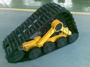Het rubber Systeem van het Spoor voor Vrachtwagens/Bestelwagen