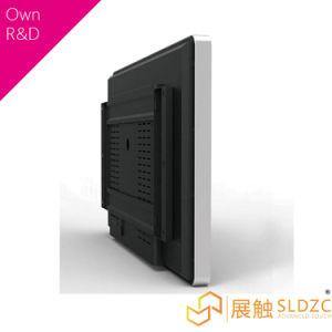 22'' a Praça de alta qualidade para o Quiosque do monitor LCD do computador