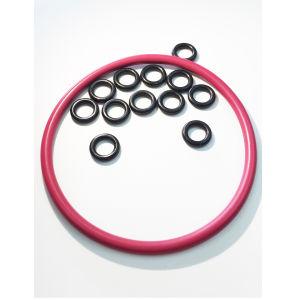 O-ring van de Olie van de Voorraad van de Vlek van de fabrikant de Directe Waterdichte Bestand Zwarte