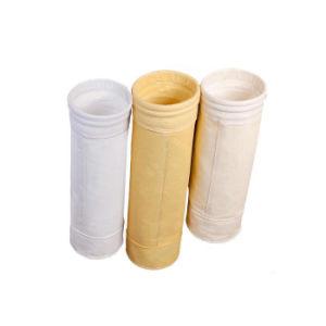 Промышленных полиэстер Nomex Yuanchen P84 тефлоновой подложки из стекловолокна пыли мешок фильтра
