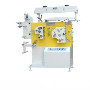 (JR-1531) stampatrice di Flexo del contrassegno di cura della lavata del poliestere di 4 colori