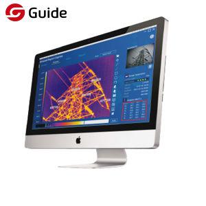 Toner termico IR di registrazione di immagini termiche della guida B320V della macchina fotografica Del visualizzatore digitale 76800p 320*240 di risoluzione tenuta in mano di immagine infrarossa