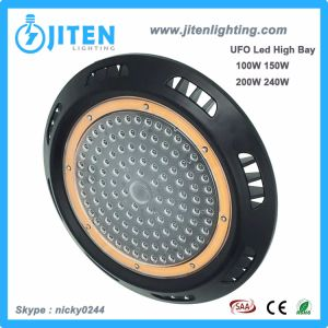 Chip de Osram LED UFO 150W de la Bahía de alta luz Industrial