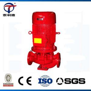 Pompa antincendio centrifuga verticale certificata ccc della conduttura di Xbd