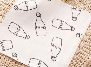 La conception personnalisée Kids mouchoir en coton