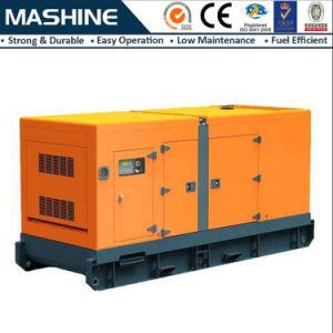 フィリピンのための1800rpm 60Hz 190kVAの無声ディーゼル発電機