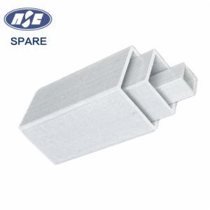 Haute résistance Pultruded tailles de tube carré de PRF