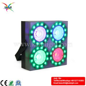 LEDの小型4eyes聴衆の視覚を妨げるものライトLED Satgeライト