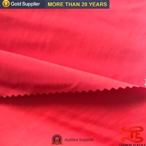 Nylonpolygewebe des Satin-430t für Kleid
