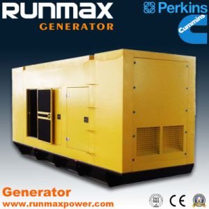 480квт/600Ква Cummins Power генераторной установки RM480c2