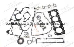 Reeks van uitstekende kwaliteit van de Pakking van de Dieselmotor V3307 van Kubota Bobcat de Volledige