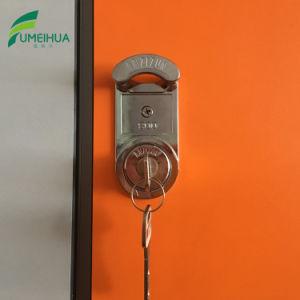 Piscine Orange la modification de la salle 3 Tier HPL Casier à clé