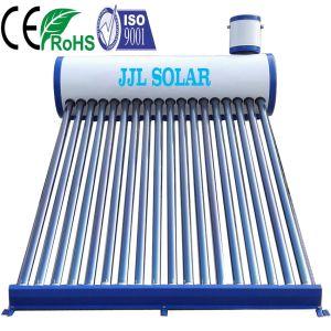 真空管の太陽給湯装置(ソーラーコレクタ)