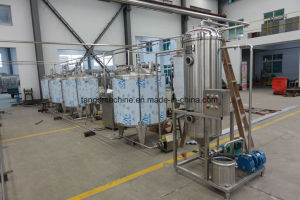 Automatische het Vullen van de Drank van het Sap van de Fles Vloeibare Verzegelende het Maken Verpakkende Machine