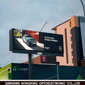 P16 l'affichage de panneaux LED de plein air pour la publicité