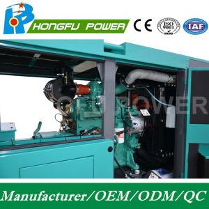 van Diesel van 600kw 750kVA Cummins het Super Stille/Geluiddichte Merk Hongfu van Generators