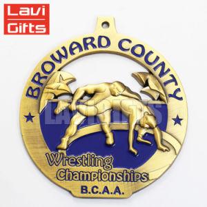 Directa de Fábrica de metal personalizados de alta calidad Premio Deporte Medalla baratos