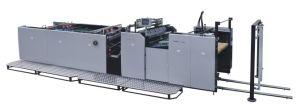 Calentamiento de la electromagnética BOPP totalmente automática máquina laminadora Película térmica para la caja de papel