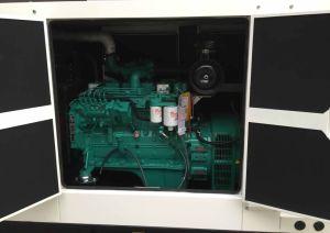 20квт 30квт 40квт 50квт мощности морской дизельного двигателя Cummins генератор