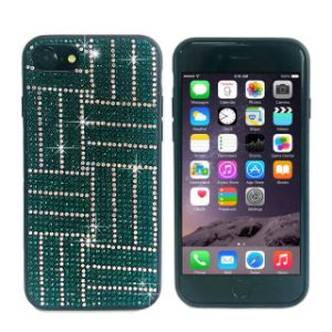 Design exclusivo Diamante jóias de alta qualidade de forma brilhante elegante Casos de Telefone