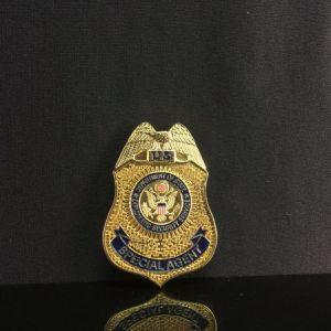 Fábrica Customized Company Logotipo Enamel Badge Lapel Pins