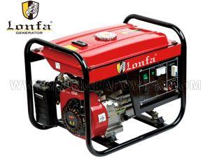tipo generatore portatile a basso rumore di 2.5kVA Lantop della benzina con Ce