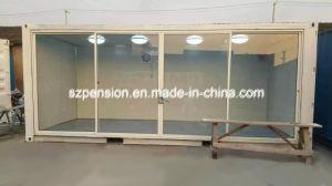 Nieuwe Stijl Gewijzigde Geprefabriceerde Container/het PrefabHuis van de Zonneschijn