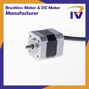 La velocidad nominal 1500-7500 Cepillo Pm Motor DC, con CE