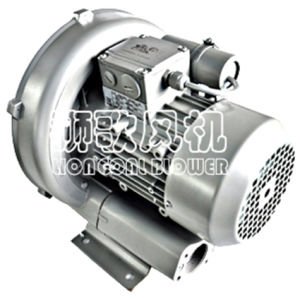 0.7kw 200V 단일 위상 알루미늄 합금 진공 흡입 공기 송풍기