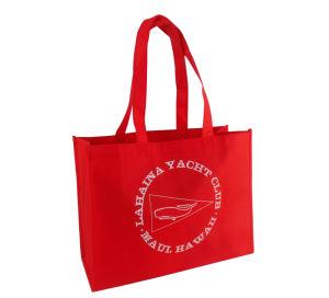La bolsa no tejido de polipropileno impreso Eco Compras reutilizable Bolsa de comestibles